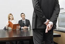 Собеседование при трудоустройстве