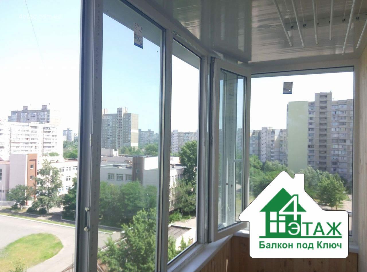 Как сделать многофункциональный балкон